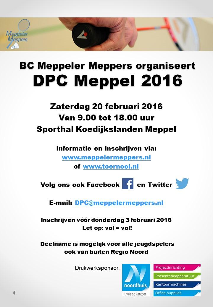 DPC Meppel 2016 - Meppeler Meppers