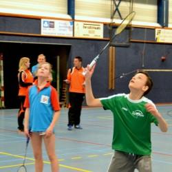 2016-03-03 Schoolbadminton toernooi