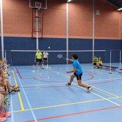 2016-09-22 Badminton Clinic