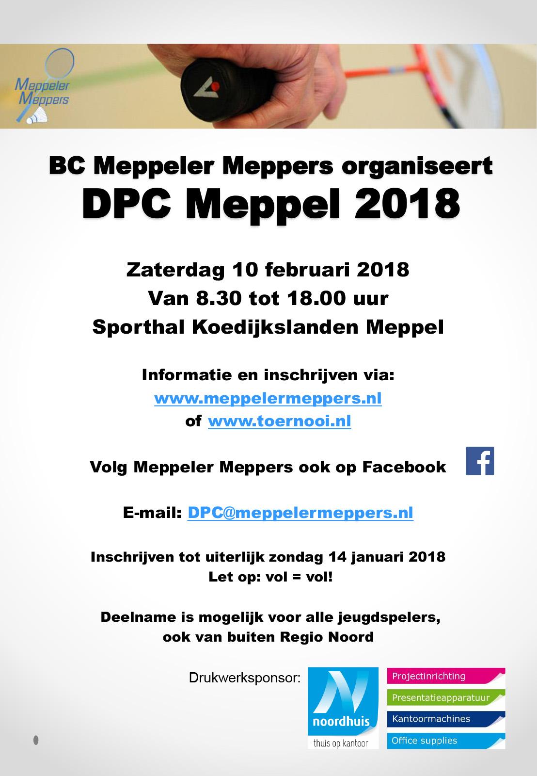 DPC Meppeler Meppers 2018