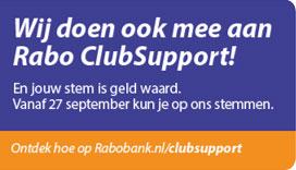 Rabobank Club Support Actie