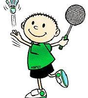 De badmintonjeugd ontmoet elkaar in Meppel