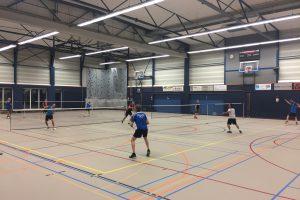 Laatste mogelijkheid om te badmintonnen in 2020